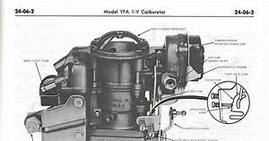 Wiring Diagram Database  Carter 2 Barrel Carburetor Diagram