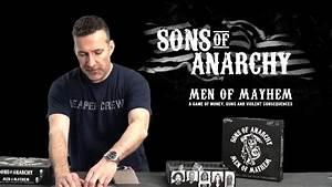 Sons Of Anarchy  Men Of Mayhem Unboxing