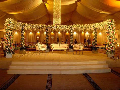 Best Wedding Stage Decoration with Flowers OOSILE