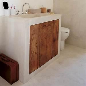Enduit Béton Ciré : enduit beton cire exterieur bton with enduit beton cire ~ Premium-room.com Idées de Décoration
