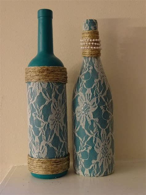 Decorative Wine Bottles For by 17 Best Ideas About Decorative Wine Bottles On