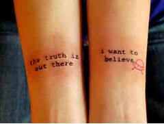 Wrist Tattoos For Wome...Quote Tattoos For Girls On Wrist