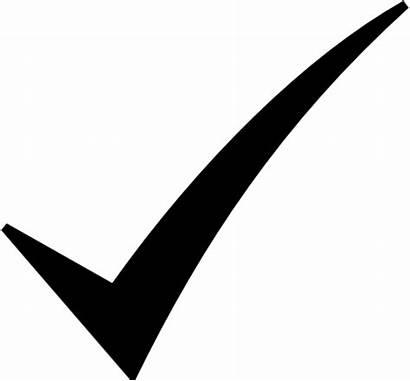 Mark Check Symbol Clip Symbols Convenience Affirmative
