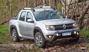 Lanzamiento  Renault Duster Oroch 4x4