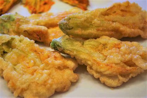 ricette fiori di zucca fritti fiori di zucca fritti in pastella gourmetdaniela