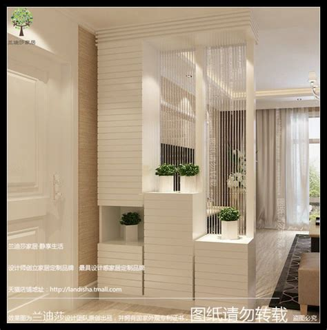 Foyer And Living Room Divider Ideas by Cabinet Divider Foyer Home Pretty Home Living Room