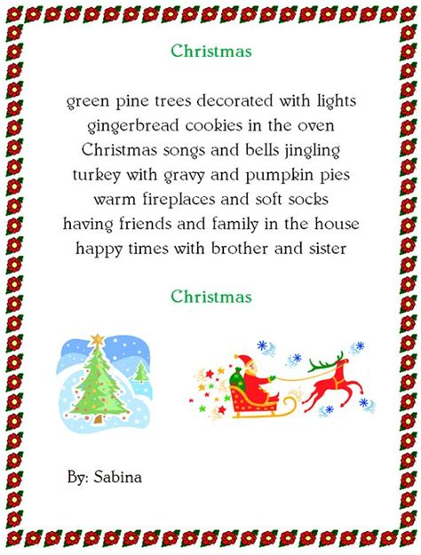 Poems Generator Christmas Poem Generator Imc Pinterest Computer Lab