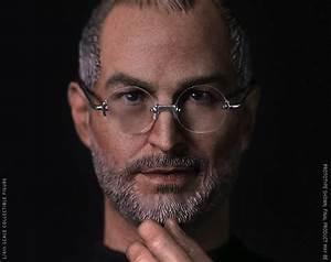 Crazy realistic Steve Jobs action figure lets you stage ...  Steve