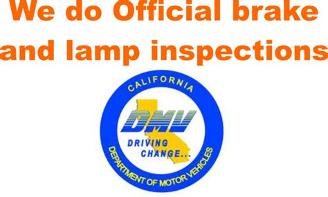brake light inspection cost ozzy castro lake wood ca 90712