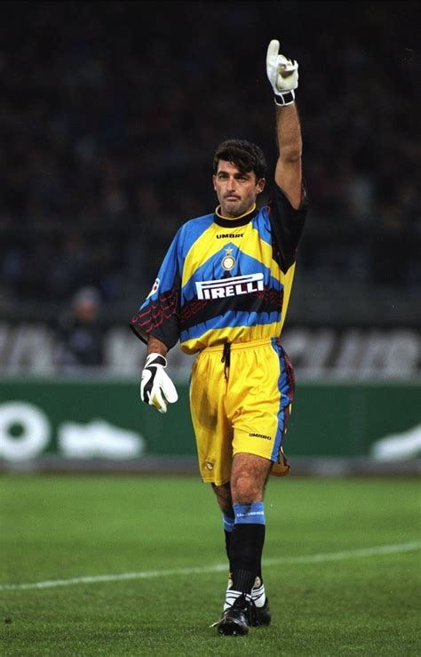 Pagliuca Portiere by Gianluca Pagliuca Fc Inter Inter Milan