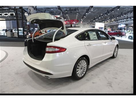 2016 Ford Fusion Hybrid Prices, Reviews And Pictures