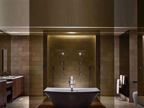 bathroom design banheiro de luxo decorado banheira preto etc 89