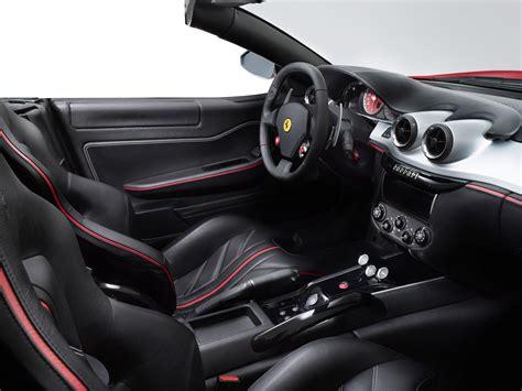2010 Ferrari 599 Sa Aperta Supercar Supercars S-a Interior