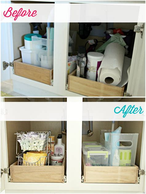 bathroom sink organization ideas iheart organizing monthly organizing challenge