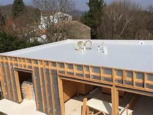 Toiture Terrasse Accessible : etancheite toit plat en bois toiture couture guehenno online ~ Dode.kayakingforconservation.com Idées de Décoration