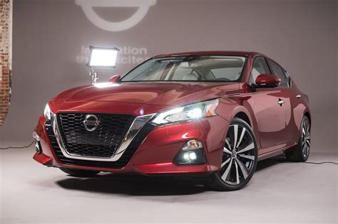 Nissan Altima : 9 Cool Design Details On The New 2019 Nissan Altima