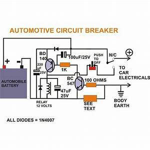 Electrical And Electronics Engineering  Automotive Circuit