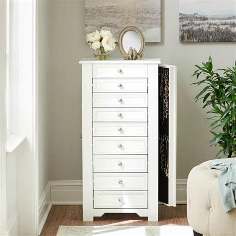 Oxford Jewelry Armoire by Popular Home Decorators Collection Items At The Home Depot