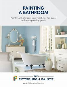 8 best images about bathroom paint colors tips on With steps to painting a bathroom