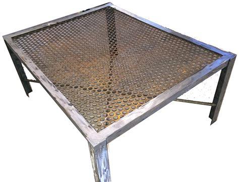 industrial metal coffee table coffee table industrial metal and style steel coffee