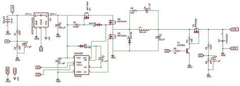 Circuit Schematic Simulation Solar Powered Lithium