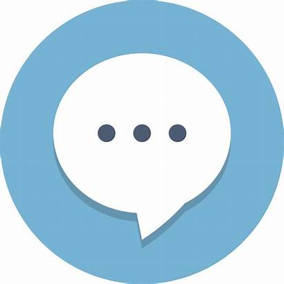 Chat Icons Circle Svg Wikimedia Commons Wikipedia