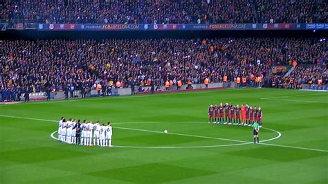 Barcelona vs Real Madrid Live Stream HD - YouTube