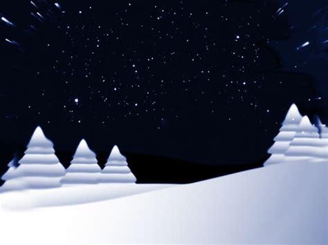 cartoon winter snow scene looping background stock footage