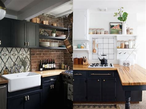 Ideas For Kitchen Cupboards by 21 Black Kitchen Cabinets Ideas You Can T Miss Interior God