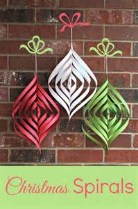diy 2015 christmas day paper decorations crafts you should prepare this fashion blog