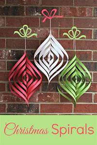Diy christmas day paper decorations crafts you