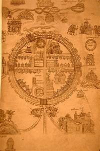 Map Of Jerusalem  13th Century