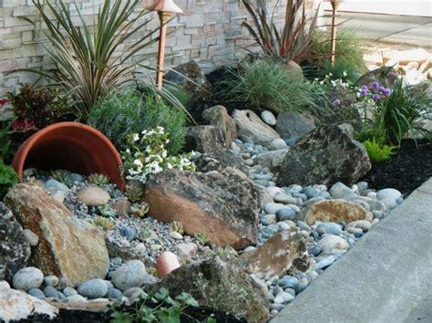 Gartengestaltung Ideen Mit Steinen by Die Besten 25 Gartengestaltung Mit Steinen Ideen Auf