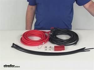Bulldog Winch Rear Wiring Kit