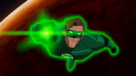 green lantern shut up and the