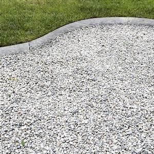 Bordure De Jardin Leroy Merlin : bordure planter metal acier galvanis gris x ~ Melissatoandfro.com Idées de Décoration