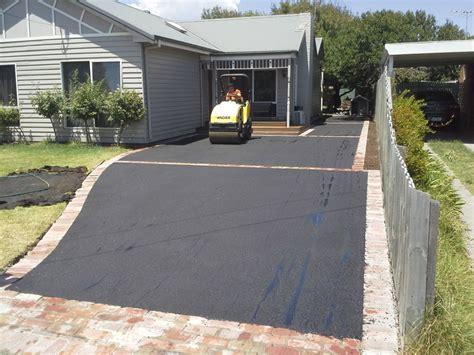 how much is driveway paving asphalt driveways g mueller 40 years gt asphalt paving gt asphalt driveway gt melbourne vic