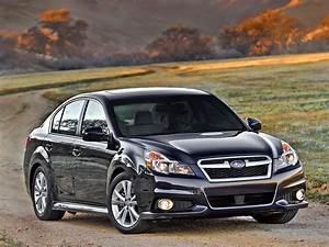 Subaru Legacy Sedan B4 Specs  U0026 Photos