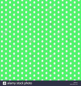 Digital composite background, white polka dots on a lime ...