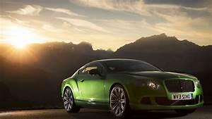 2013, Bentley, Continental, Gt, Speed, 2, Wallpaper