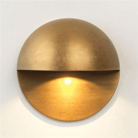 astro lighting  tivoli led antique brass ip exterior