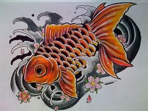 Goldfish. by Kirzten on DeviantArt