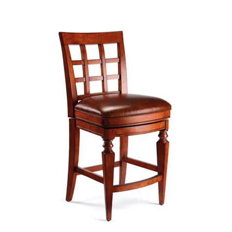 "Napa Swivel Counter Height Bar Stool (2534""h Seat"