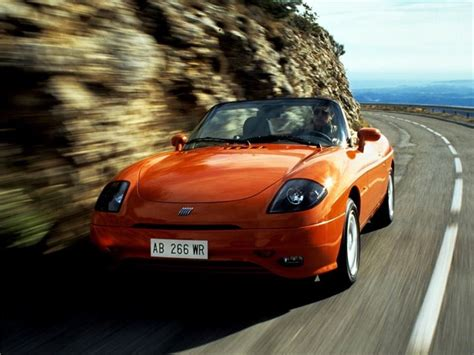 Fiat Barchetta - Classic Car Review