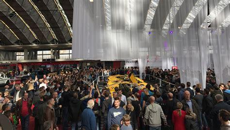 Aventador Svj En 488 Pista Op International Amsterdam