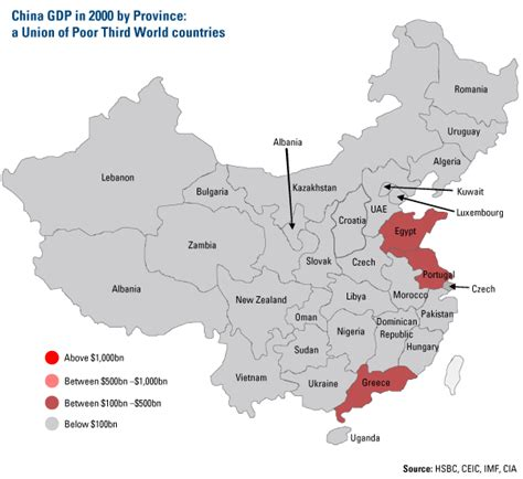 mapping chinas growth  global investors