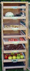 Rangement Légumes Cuisine : petit meuble rangement pour fruits et l gumes caisse en bois sur roulettes vue chez cdiscount ~ Teatrodelosmanantiales.com Idées de Décoration