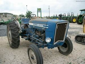 1979 Ford 2600 Tractors - Compact  1-40hp