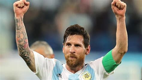 Messi named in Argentina squad for World Cup qualifiers ...