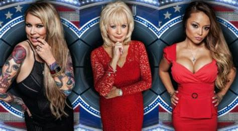 celebrity big brother 2015 the latest line up is revealed